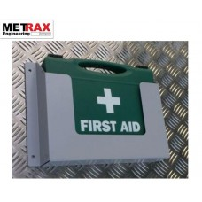 First Aid Kit & Holder