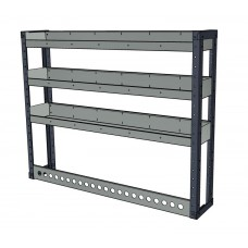 Van Shelving Unit 1000h x 1250w  - 3 Shelf