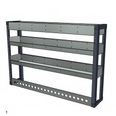 Van Shelving Unit 850h x 1250w - 3 Shelf