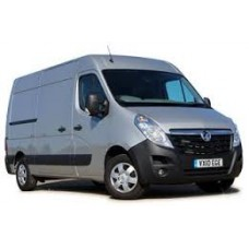 Vauxhall Movano 2010 - Onwards