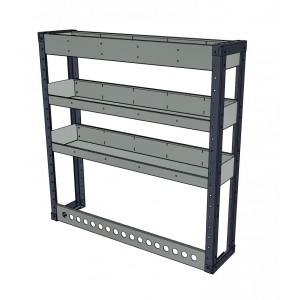 Van Shelving Unit 1000h x 1000w  - 3 Shelf