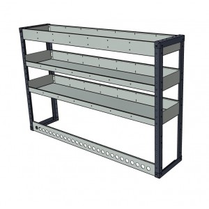 Van Shelving Unit 1000h x 1500w - 3 Shelf