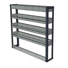 Van Shelving Unit 1200h x 1250w - 4 Shelf