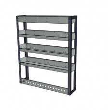 Van Shelving Unit 1200h x 1000w - 4 Shelf
