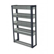 Van Shelving Unit 1200h x 750w - 4 Shelf