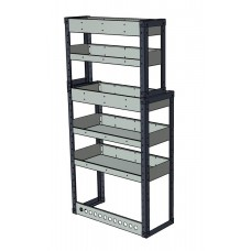 Van Shelving Unit 1500h x 750w - 5 Shelf