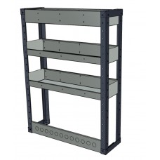 Van Shelving Unit 1000h x 750w  - 3 Shelf